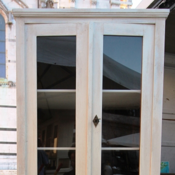 Armadietto dispensa shabby