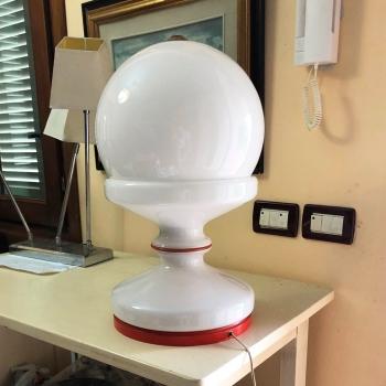 Lampada vintage originale anni 60 funzionante