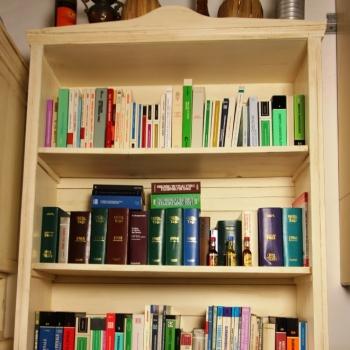 Libreria in abete