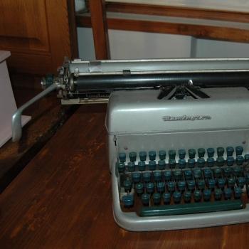 Macchina da scrivere Remington