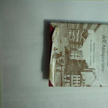 Seconda biennale  Mostra Mercato Internazionale dell'antiquariato 1961 citta di Firenze