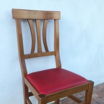 Sedie usate in buone condizioni