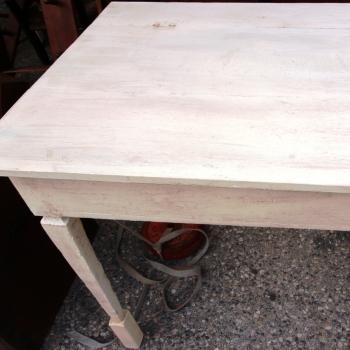 Tavolo madia bianco