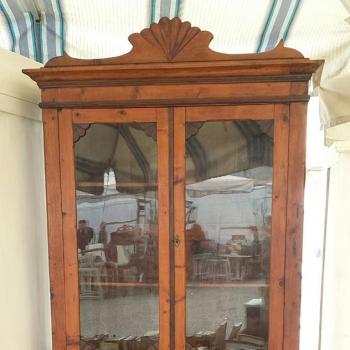 Vetrina toscana originale
